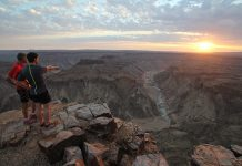 fish river canyon ultra 2014 vista TRAIL magazine