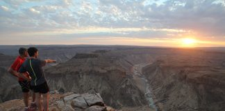 fish river canyon ultra 2014 vista TRAIL magazine