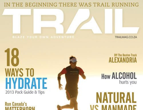 TRAIL issue 6 with Ryan Sandes by photographer Craig Kolesky