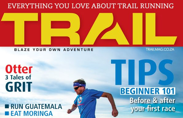 TRAIL 13 cover image Peter Kirk / Jacques Marais