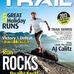 TRAIL issue 5 cover with AJ Calitz by photographer