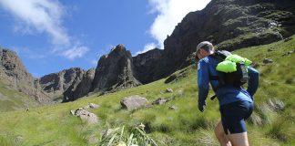 Rhino Peak Trail Camp run