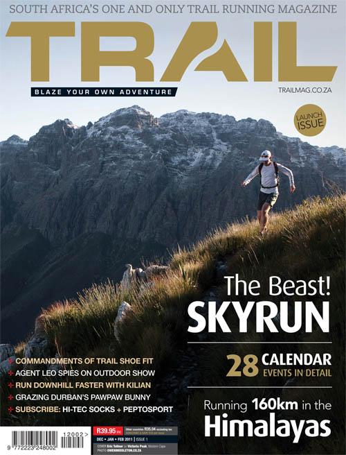 TRAIL magazine issue 1