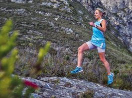Megan Mackenzie SA Trail Champs 2014 Outeniqua Traverse Photo Kelvin Trautman