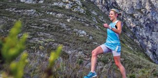 Megan Mackenzie SA Trail Champs 2014 Outeniqua Traverse Photo Kelvin Trautman