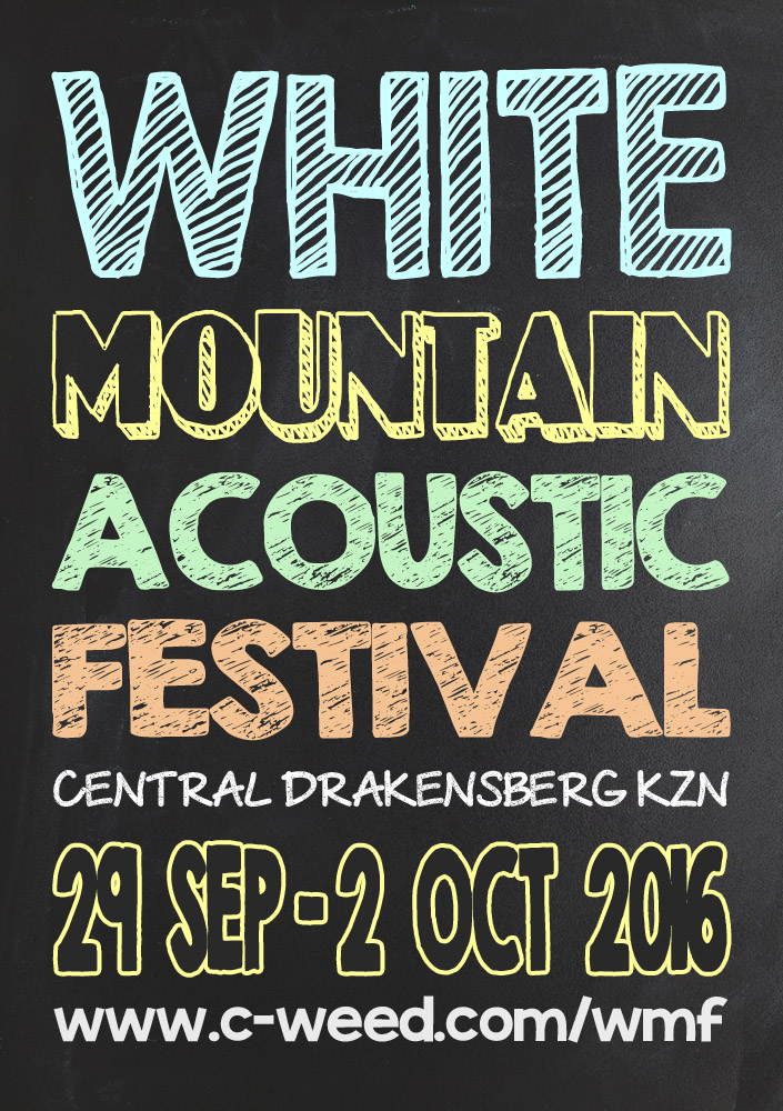 white mountain music festival 2016 logo