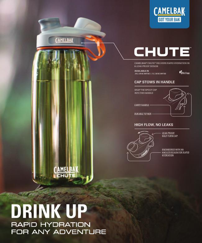 CamelBak Chute 750ml bottle