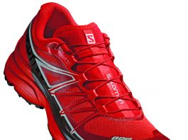 salomon s-lab Wings Deep etched single shoe t17 SMALL
