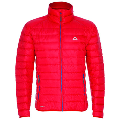 k-way Drake Down Jacket Red Cobalt t15 SMALL
