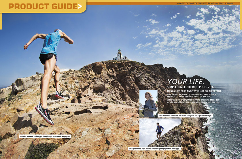 Trail Magazine product guide issue 15