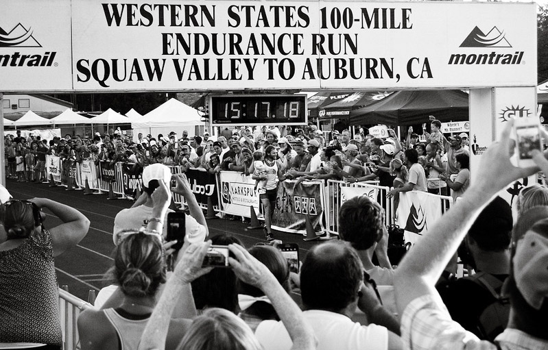 Western States finishline