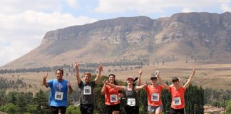 Marinda van der Walt Harrsimith Mountain Race 2015