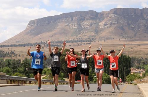 Marinda van der Walt Harrsimith Mountain Race 2015