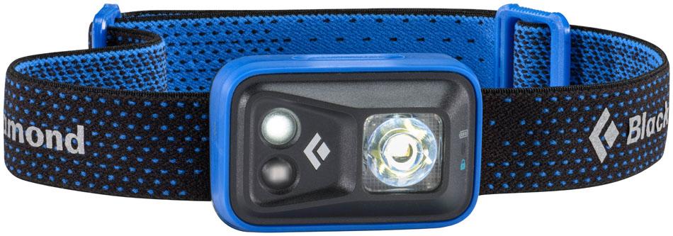 Black Diamond_Spot_Headlamp BLUE competition TRAIL 18