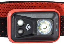 Black Diamond_Spot_Headlamp competition TRAIL 18