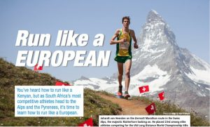Run Like a European Johardt van Heerden by Brett Nattrass t18