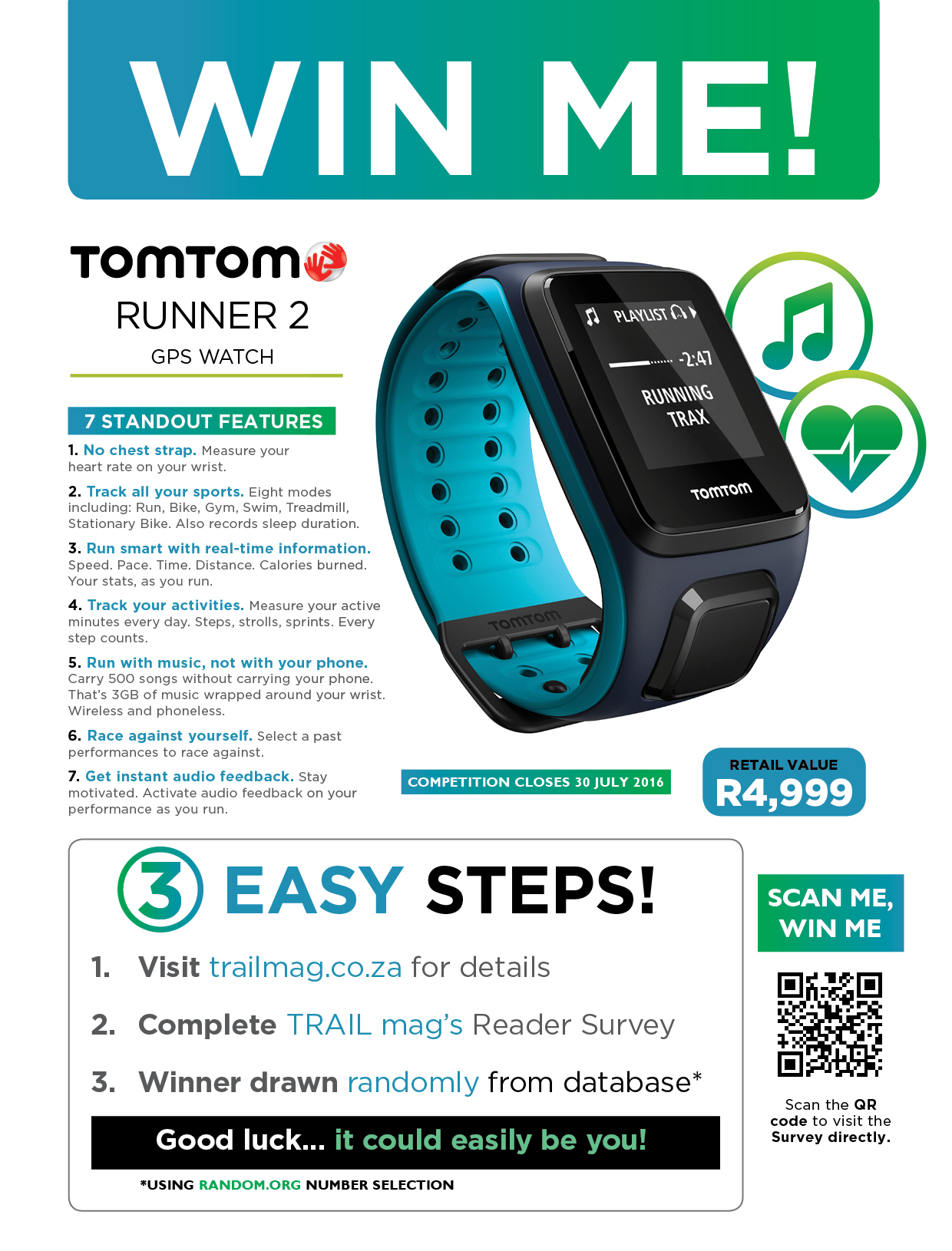 Tomtom runner 2 cardio reader survey competition fp ad t19 trail tomtom runner 2 cardio reader survey competition fp ad t19 publicscrutiny Images
