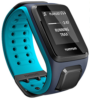 Tomtom RUNNER 2 Cardio Scuba blue unit survey competition image t19 small 300pixels
