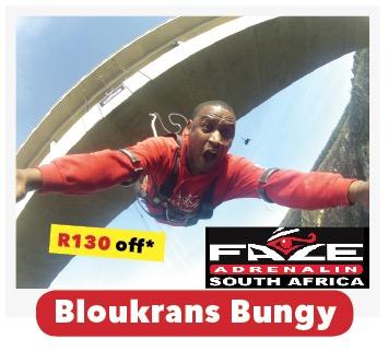 Bloukrans Bungy TRAIL 20
