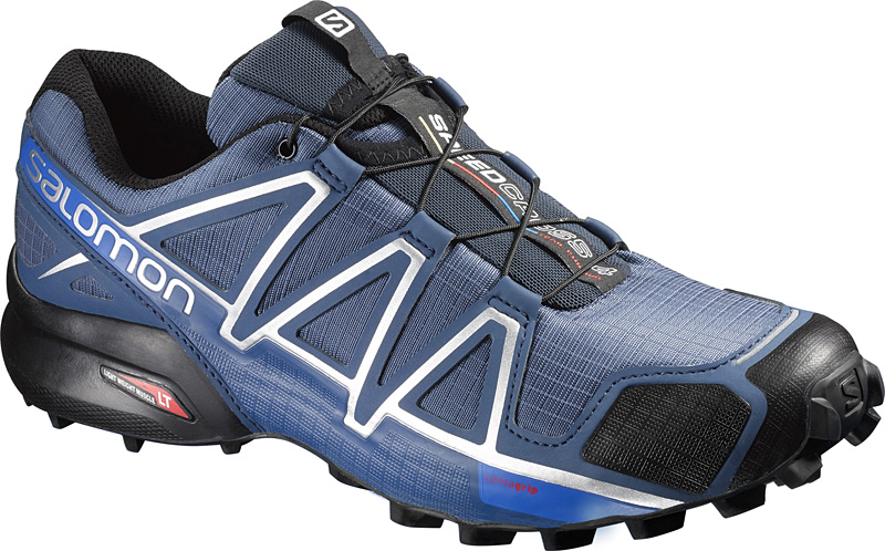 Salomon Speedcross 4 men's shoe slate blue win competition TRAIL magazine South Africa trailza