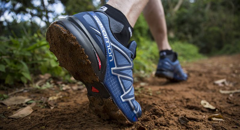 lifestyle Salomon Speedcross 4 shoe slate blue win competition TRAIL magazine South Africa trailza
