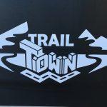 trail town running festival 2016 logo