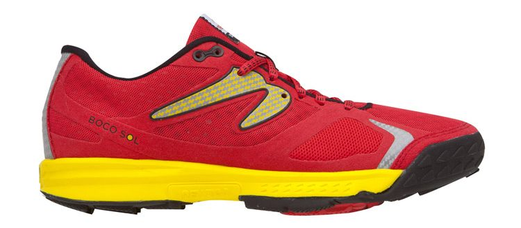 men's Newton BoCo Sol trail shoe