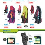 TRAIL 22 product guide First Ascent The North Face Brooks shoes t22