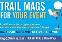 Back issues TRAIL magazine