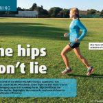 Hips Don't Lie hip position run form Sean Tait TRAIL 21