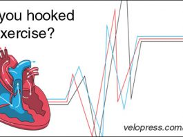 Are you hooked on exercise?