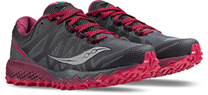 Saucony Peregrine 7 L (2) pair of shoes women