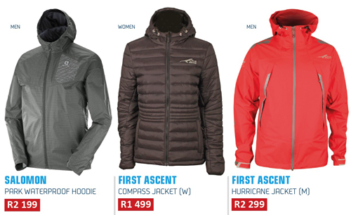 Winter Jackets First Ascent Salomon TRAIL 23