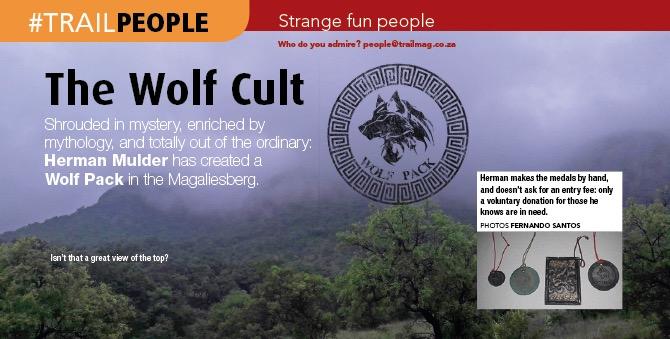 Wolfman Trail Cult Herman Mulder TRAIL 23