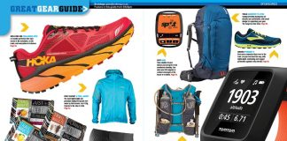 TRAIL 24 gear guide opening spread
