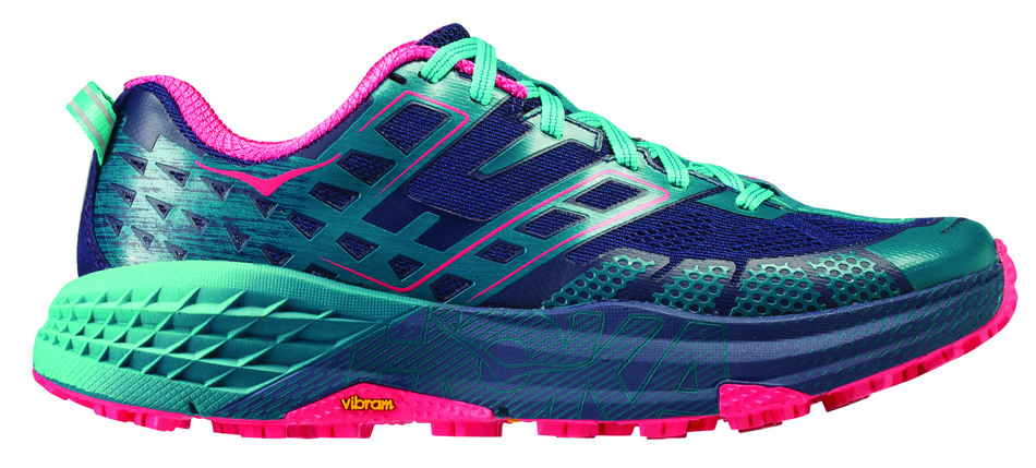 Hoka One One Speedgoat 2 lateral