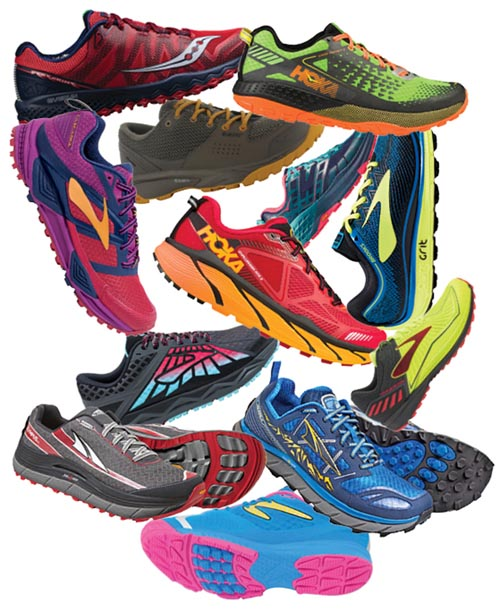 shoes TRAIL 24 gear guide