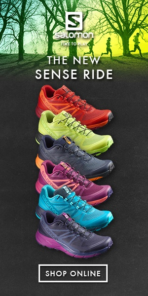 Salomon Sense Ride colourways