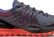 Saucony Xodus ISO 2 side view men 2020pixels
