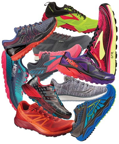 trail shoes TRAIL 25 Gear Guide