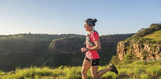 Carla van Huyssteen featured TRAIL 26 shot by Anthony Grote