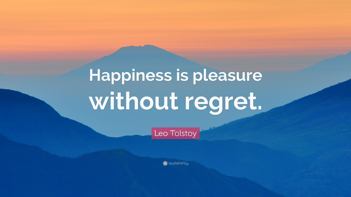 Advertise advert TRAIL magazine running South Africa marketing. Happiness is pleasure without regret quote Leo Tolstoy