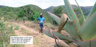 Ras Jabulani Addo 100 Mile trai race