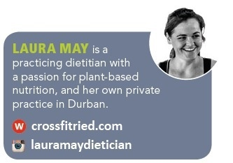 Laura May Starch diet TRAIL 24