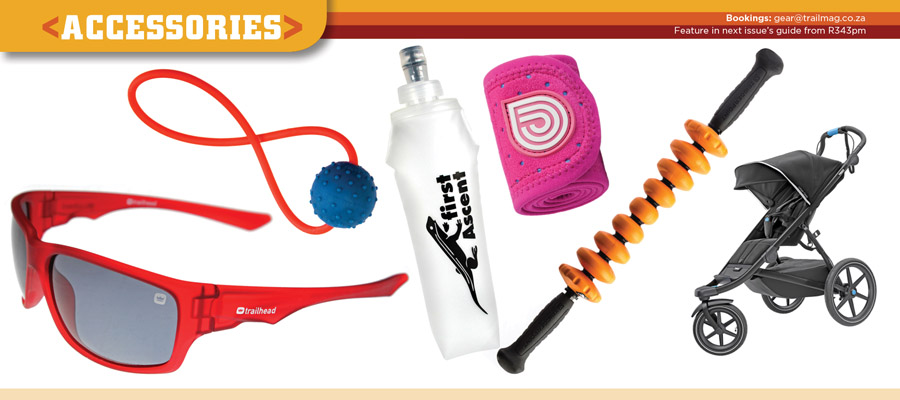 Autumn Guide accessories TRAIL 27
