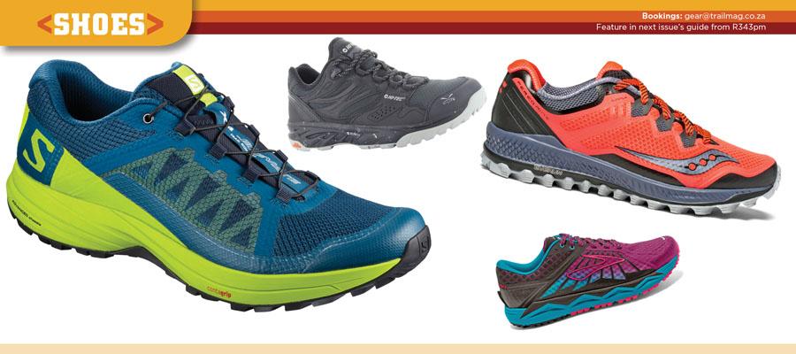 Autumn Guide shoes TRAIL 27