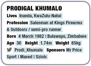 Prodigal Khumalo bio TRAIL 27