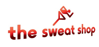 the sweat shop logo