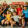 cape trail clinic group photo