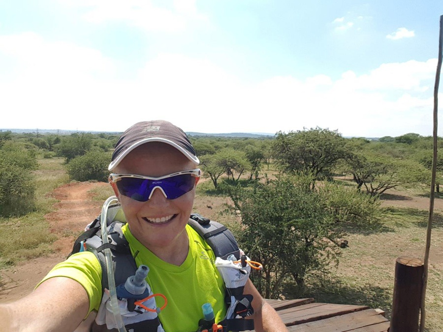 Nicky Booyens Buffelsdrift Trail Park Testimonial review bushveld selfie